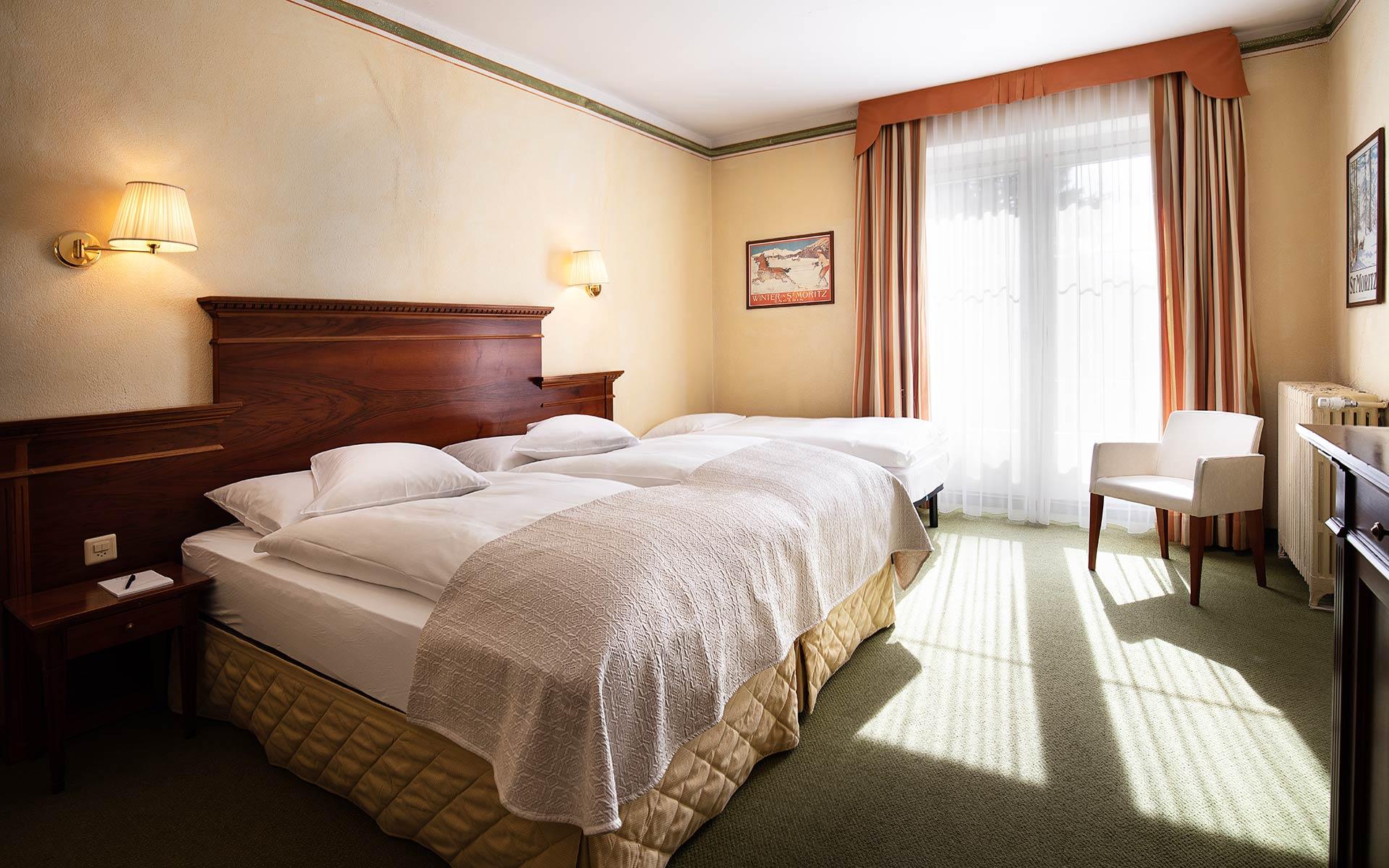 Hotel Reine Victoria Economy