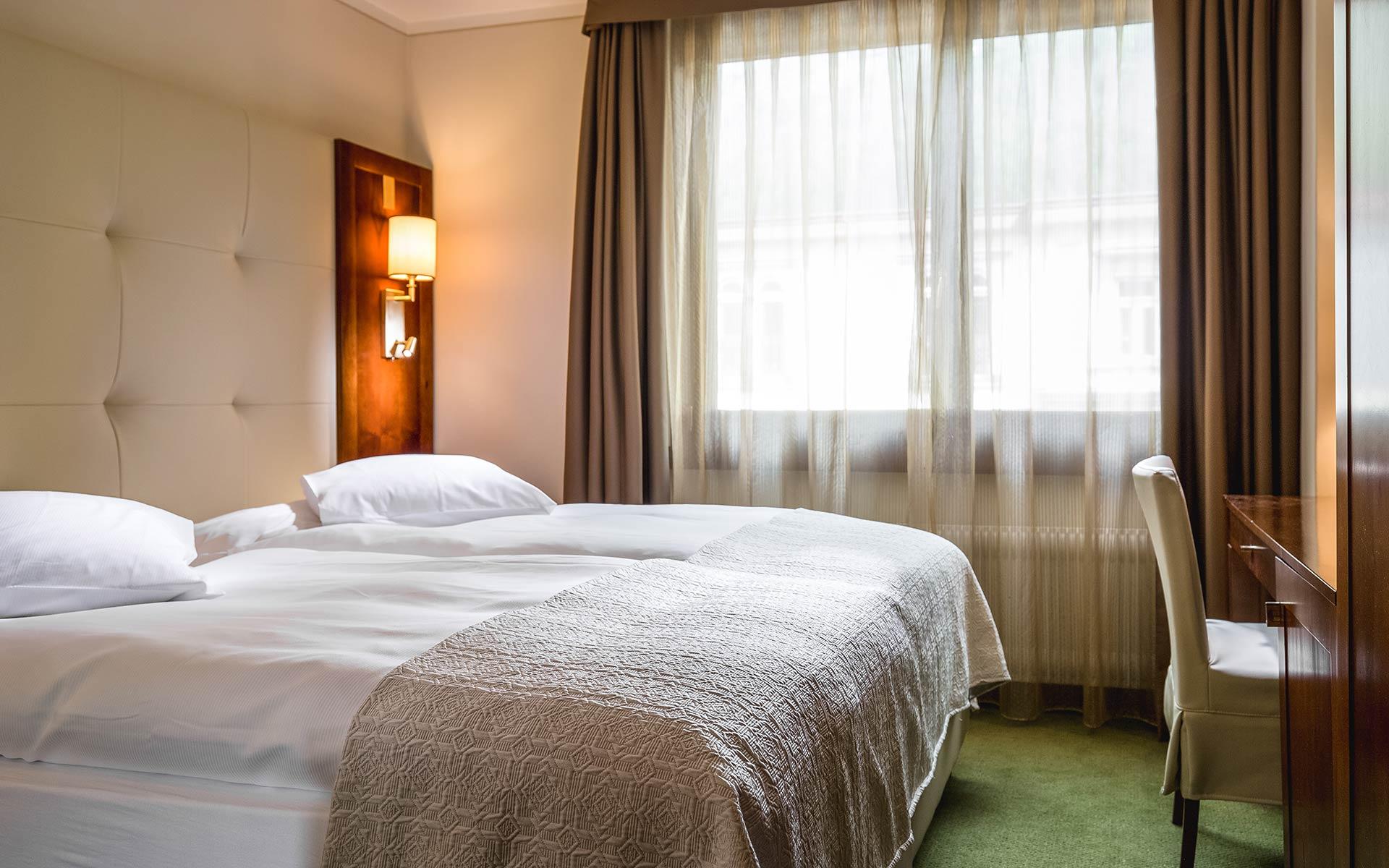 Hotel Reine Victoria Superior