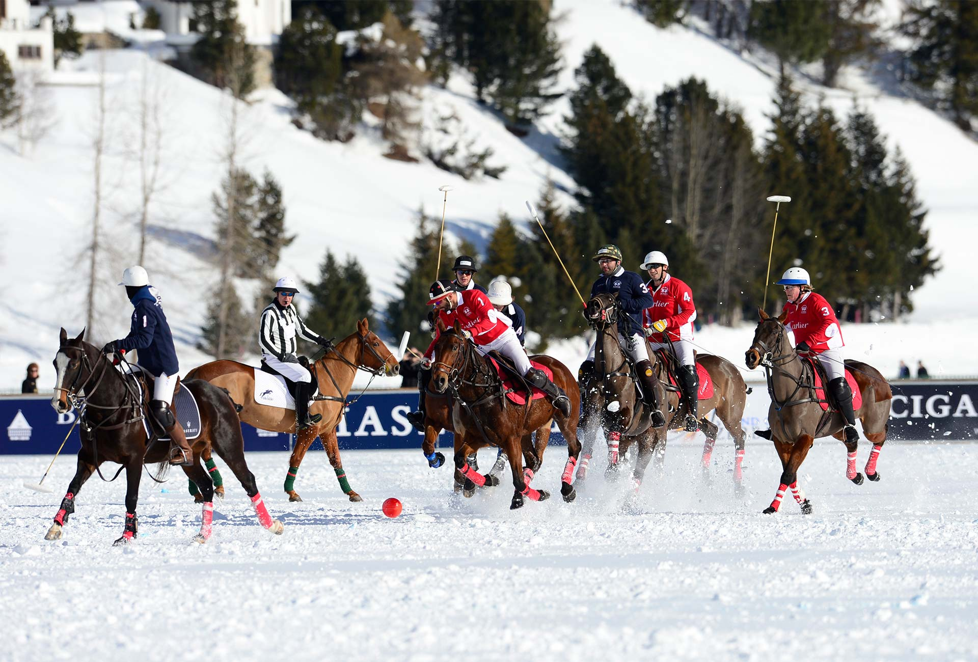 Packages Laudinella St. Moritz
