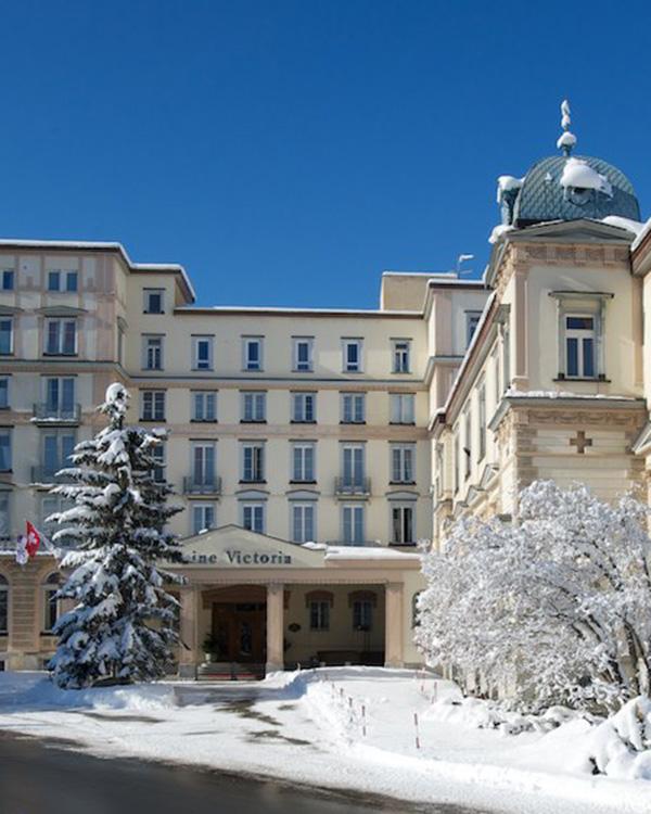 Tivigest, Reine Victoria, Herr Cipriani, Winter, Schnee